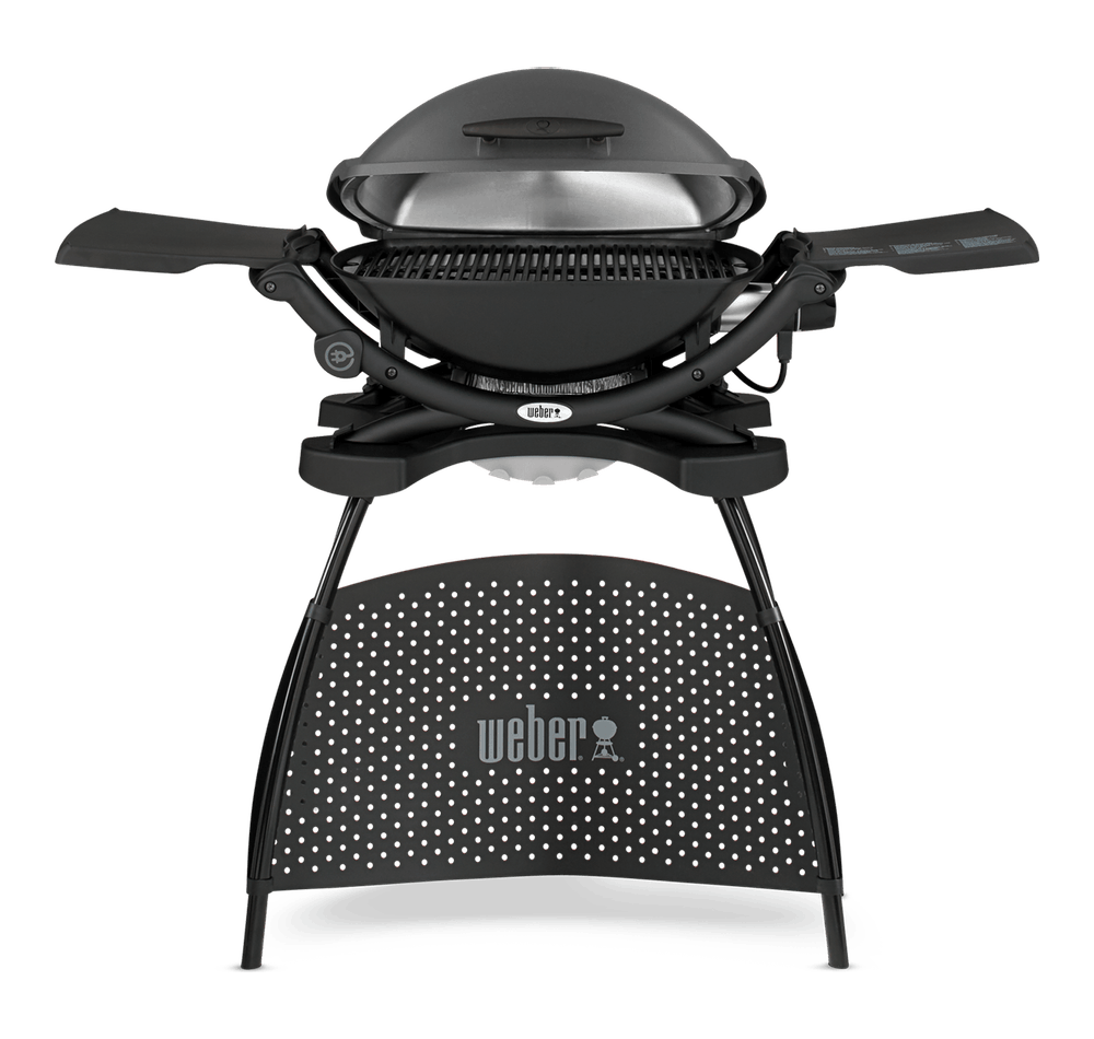 Barbecue électrique Weber® Q 2400 with stand image 4