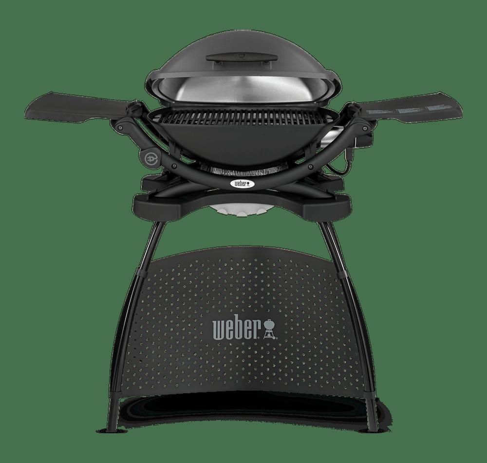 Weber® Q 2400 Elgrill med stander View