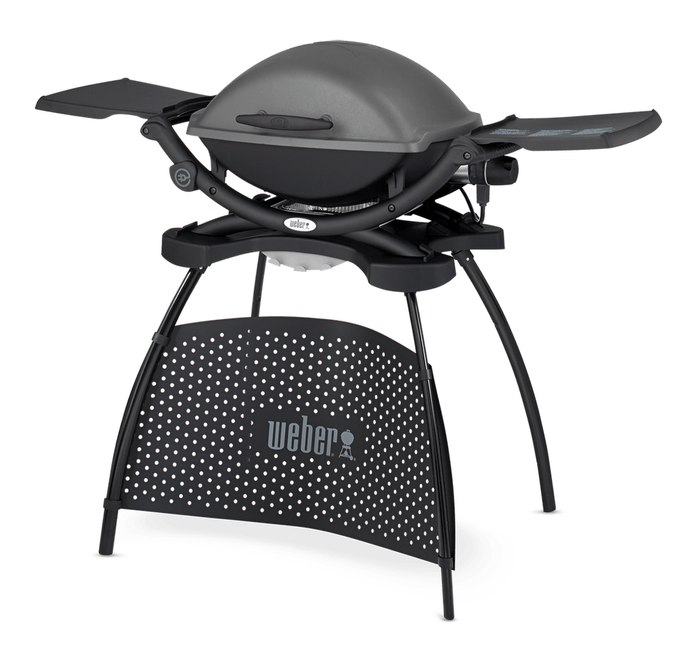 Barbecue électrique Weber® Q 2400 with stand image 2