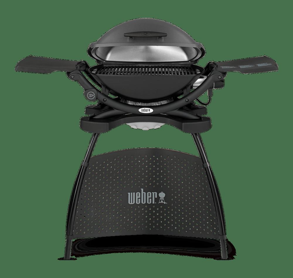 Weber® Q 2400 – Elektrogrill mit Stand View