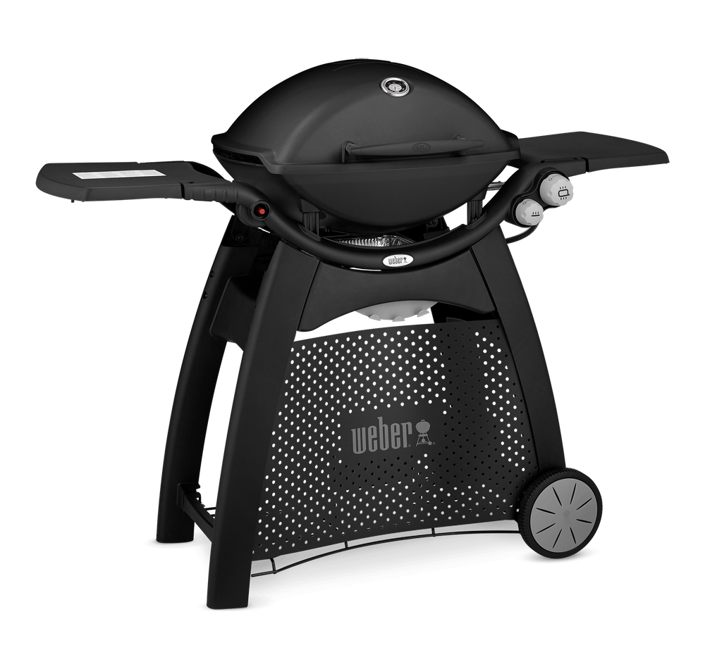 Barbacoa de gas Weber® Q 3000 View