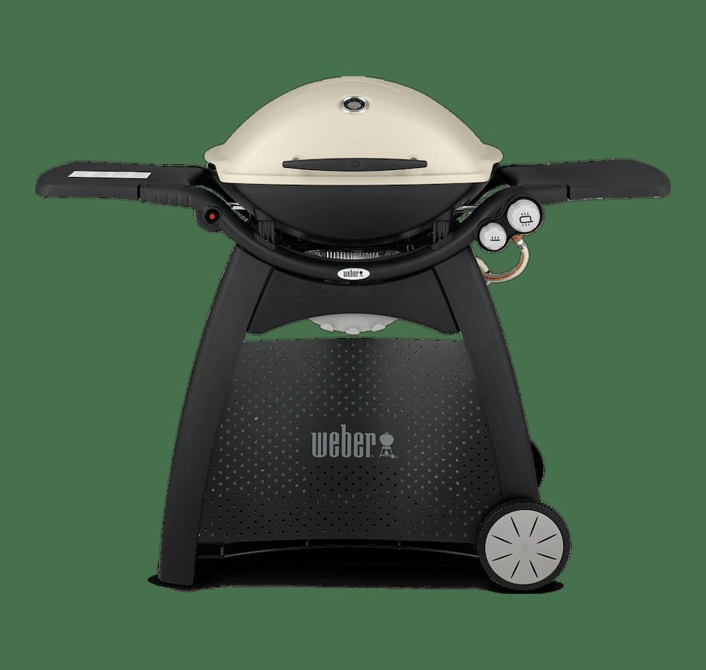 Weber® Q3000 – Gasgrill View