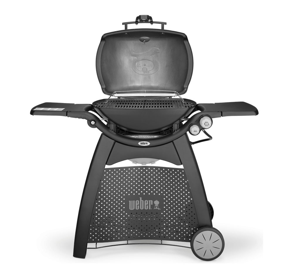 Barbecue a gas Weber® Q 3200 View