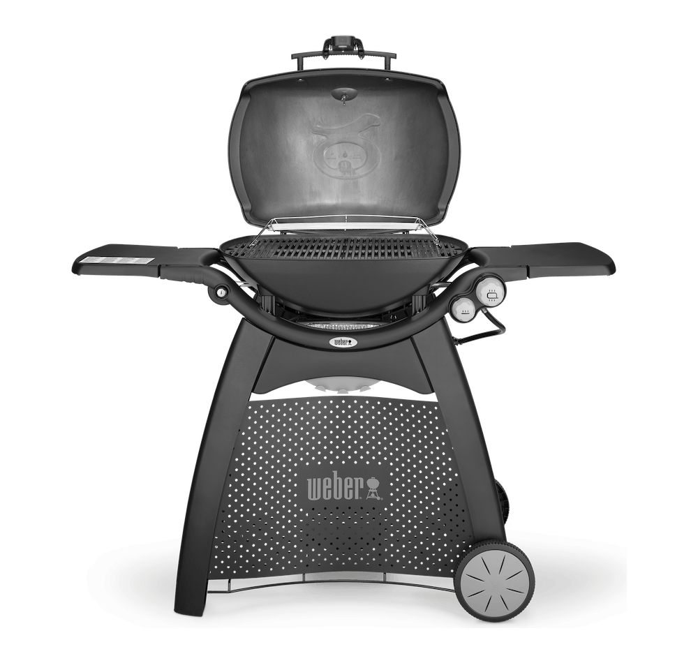 Barbacoa de gas Weber® Q 3200 View