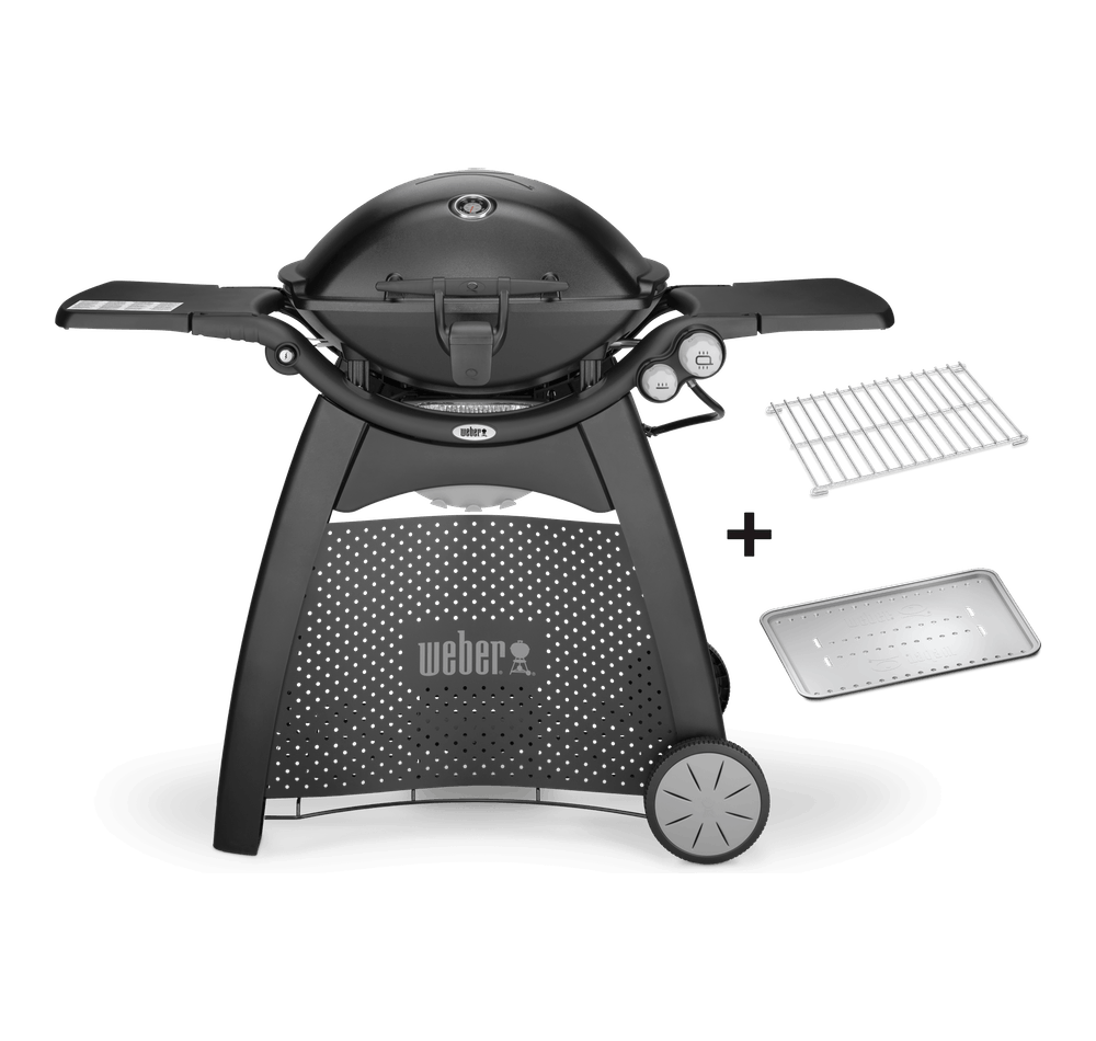 Weber® Q 3200 Gasbarbecue View