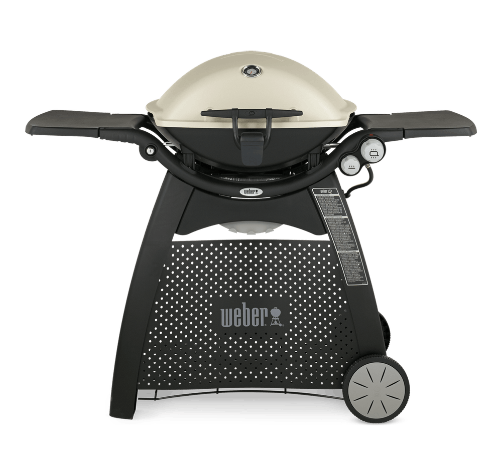Weber® Q 3200 Gas Grill View