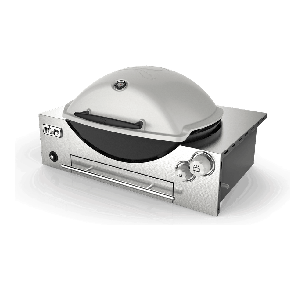 Weber® Family Q Built In Premium (Q3600) Gas Barbecue (Natural Gas) View
