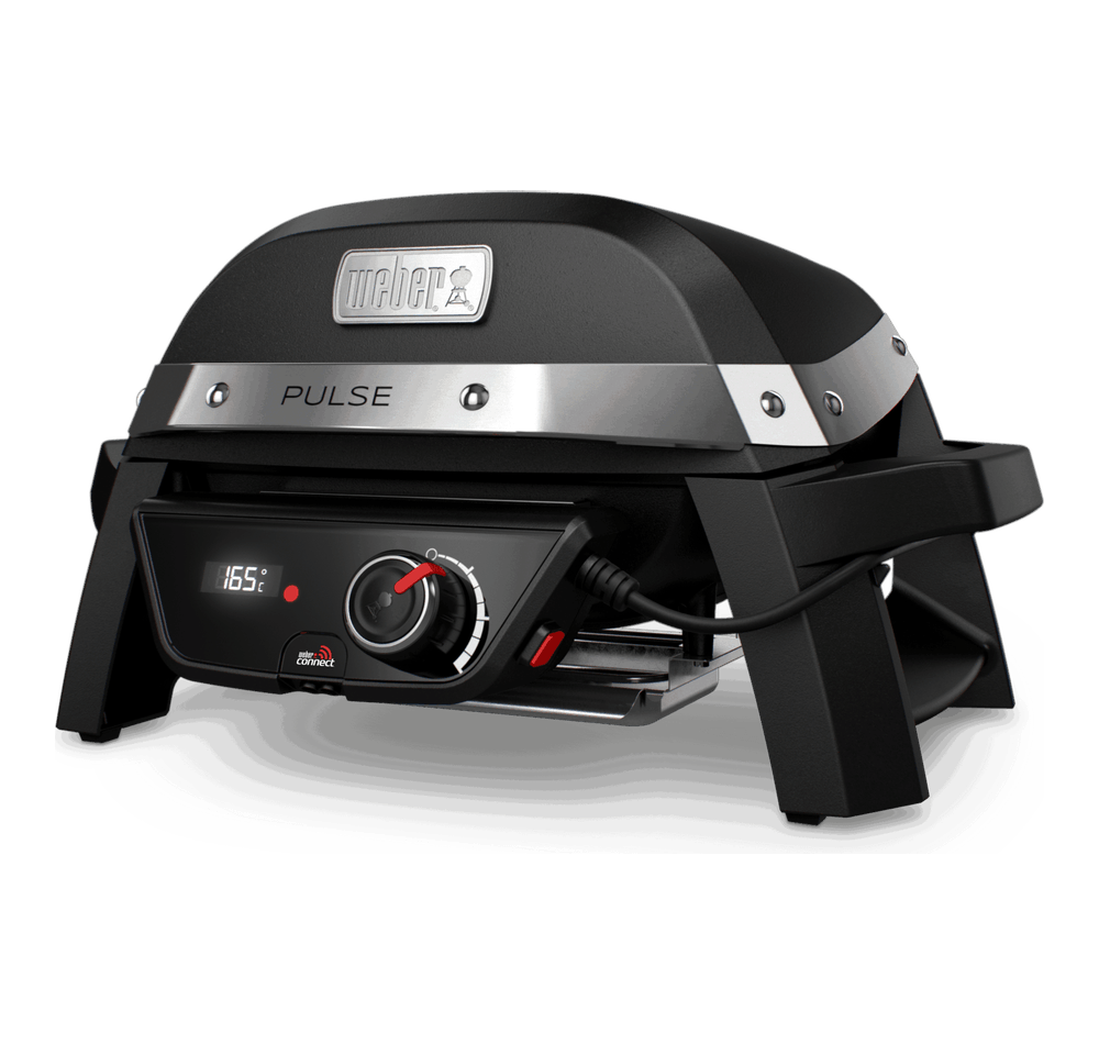Pulse 1000 Electric Grill View
