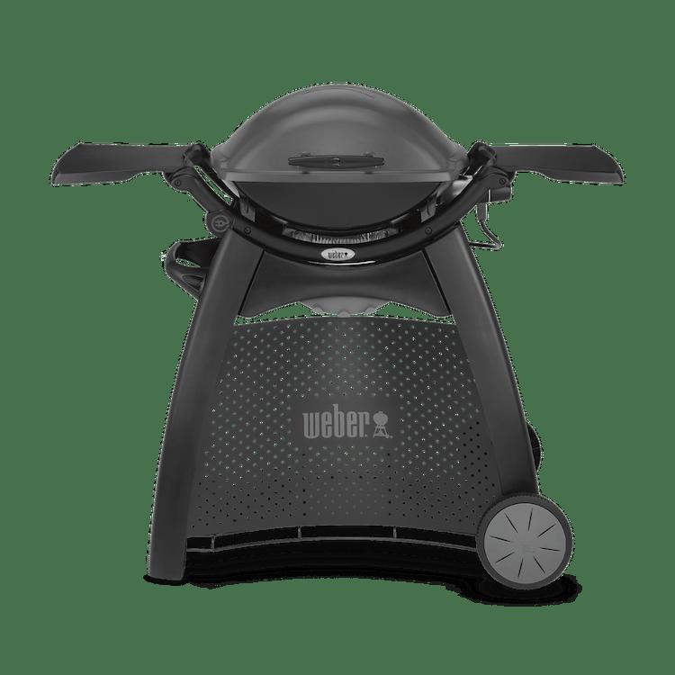 Weber Bbq Elektrisch.Weber Q 2400 Elektrische Barbecue Met Onderstel