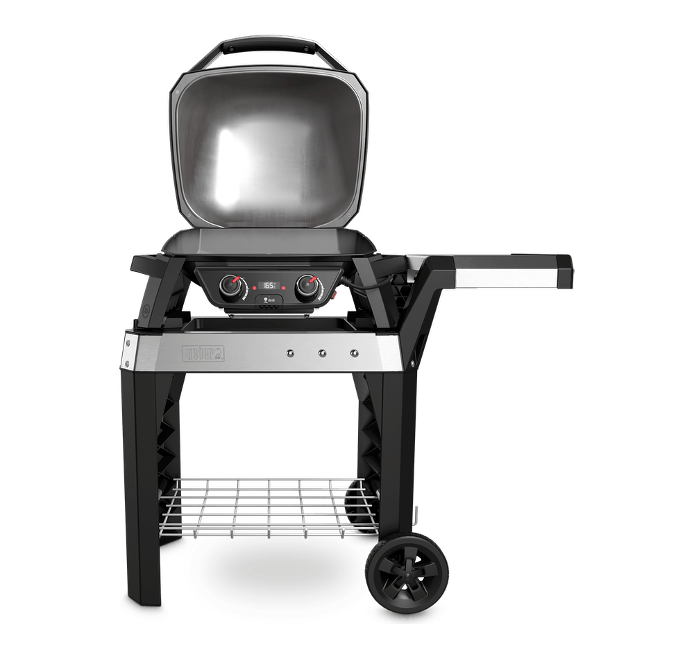 Pulse 2000 Barbecue with Cart View