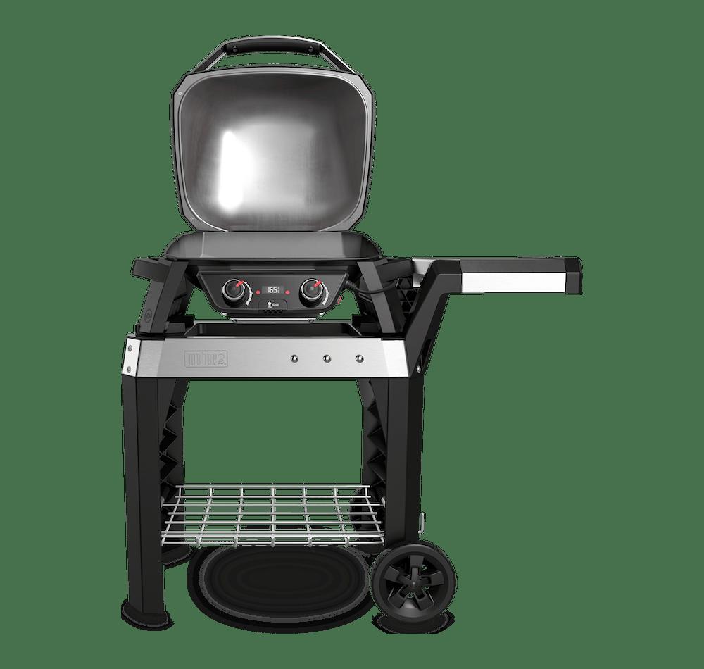 Barbecue électrique Pulse2000 avec chariot View