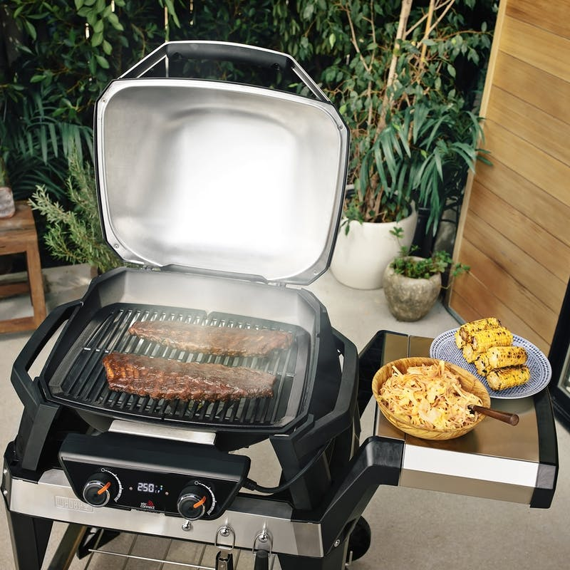 Pulse 2000 Electric Grill with Cart image number 1