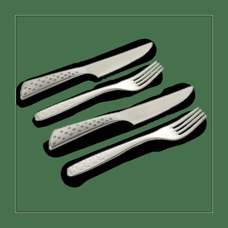Deluxe Steakbesteck-Set