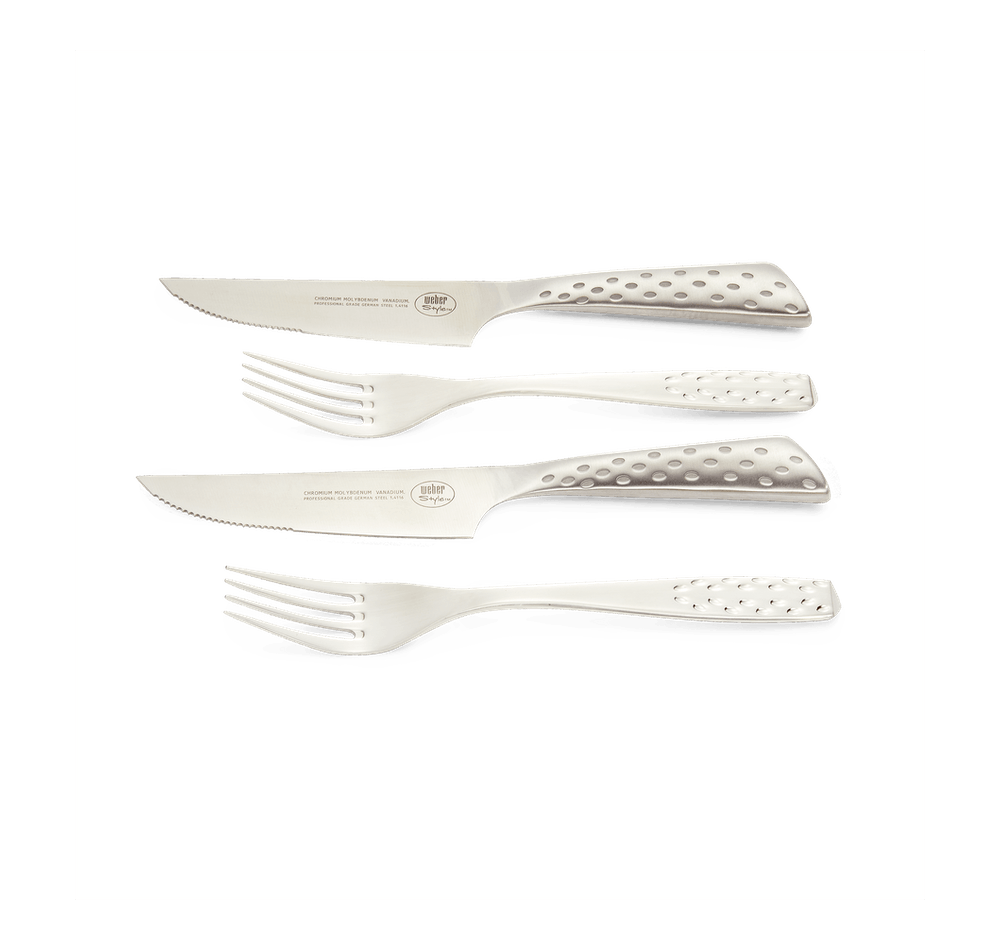 Deluxe Steak Knife Set View