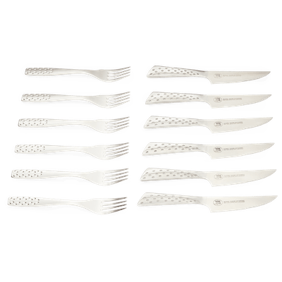 Deluxe Place Setting - 12 Pcs