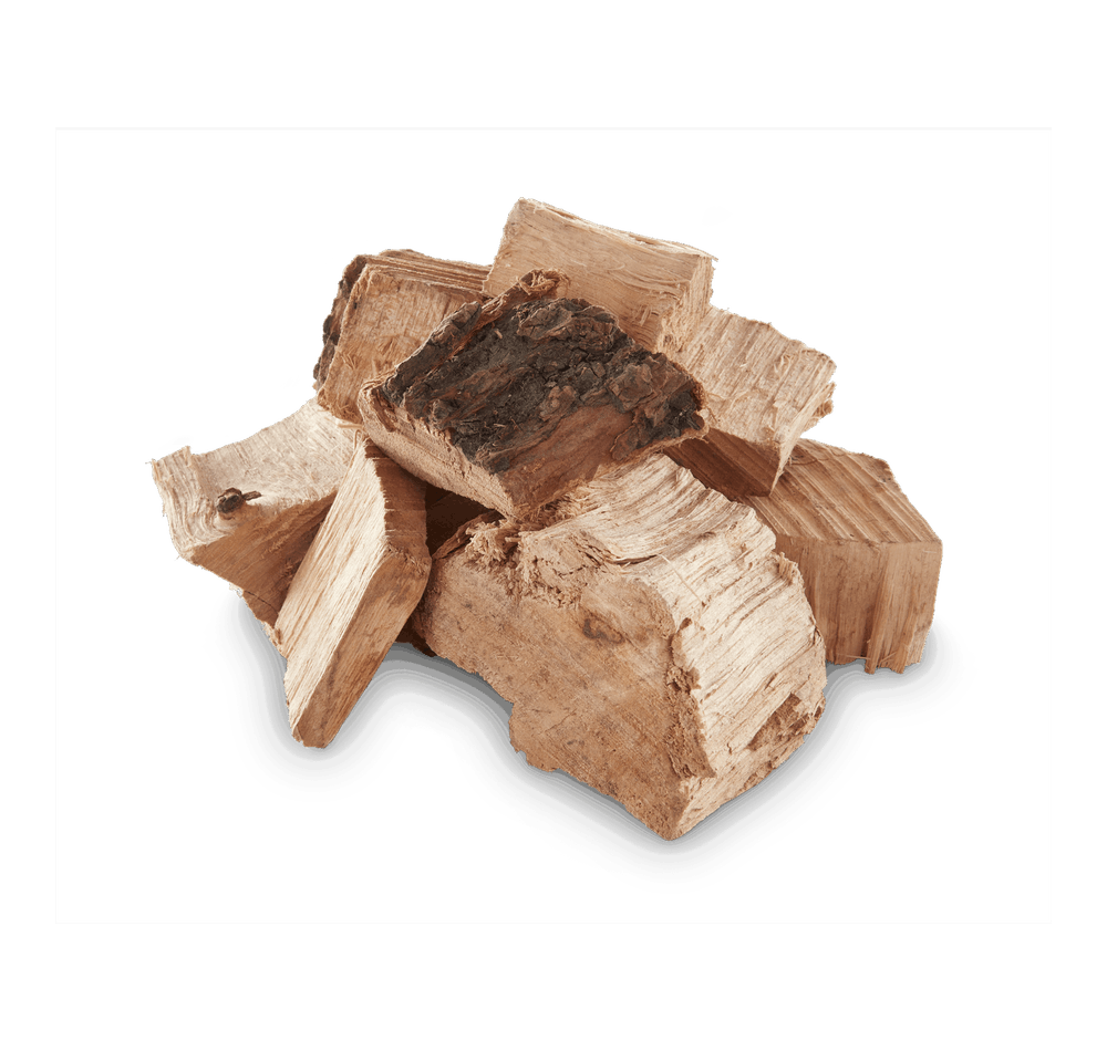 Pecan Wood Chunks View
