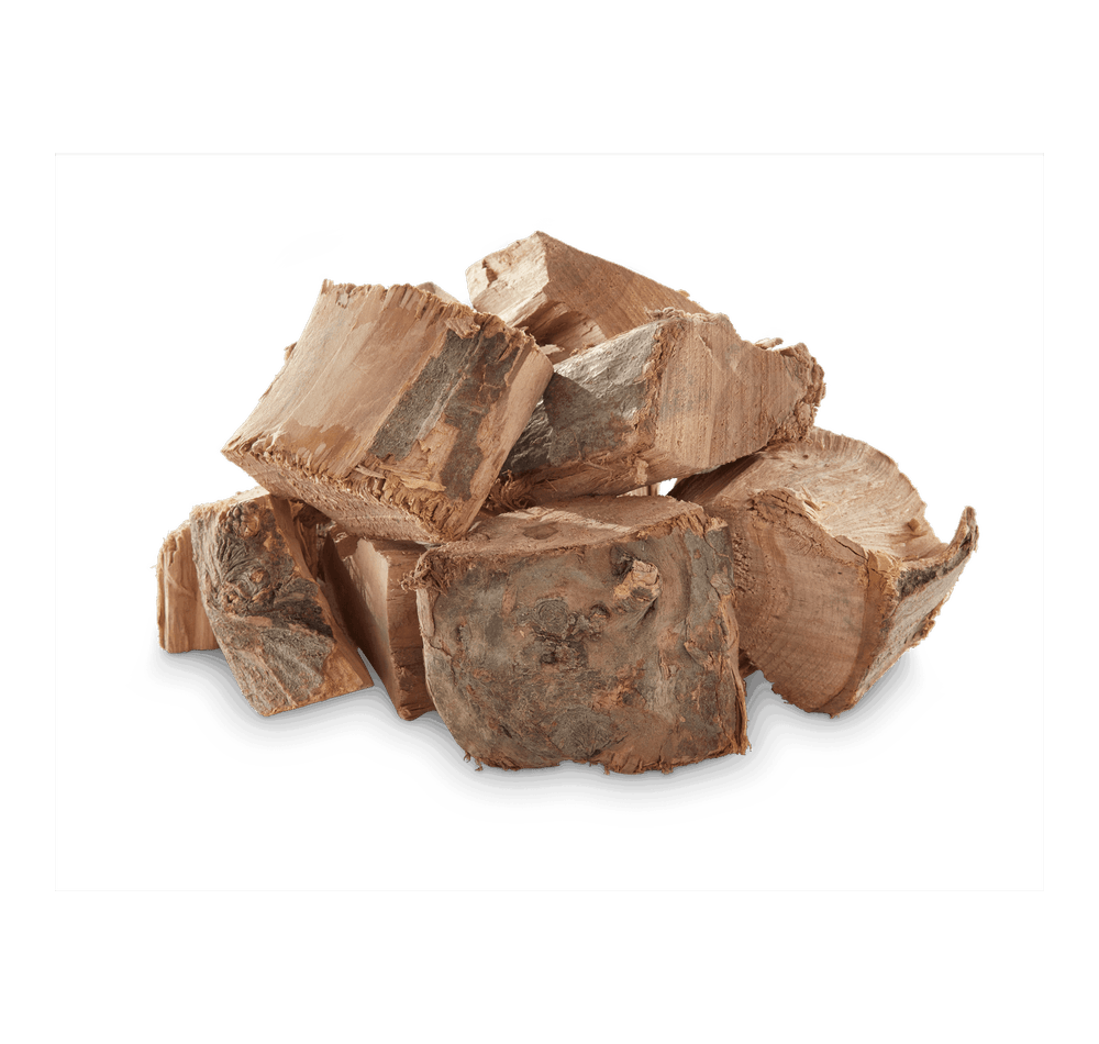 Apple Wood Chunks View