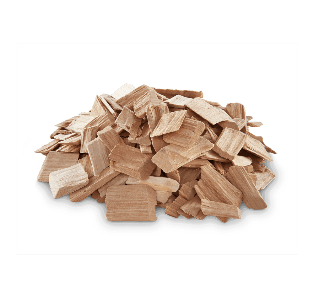Cherry Wood Chips View