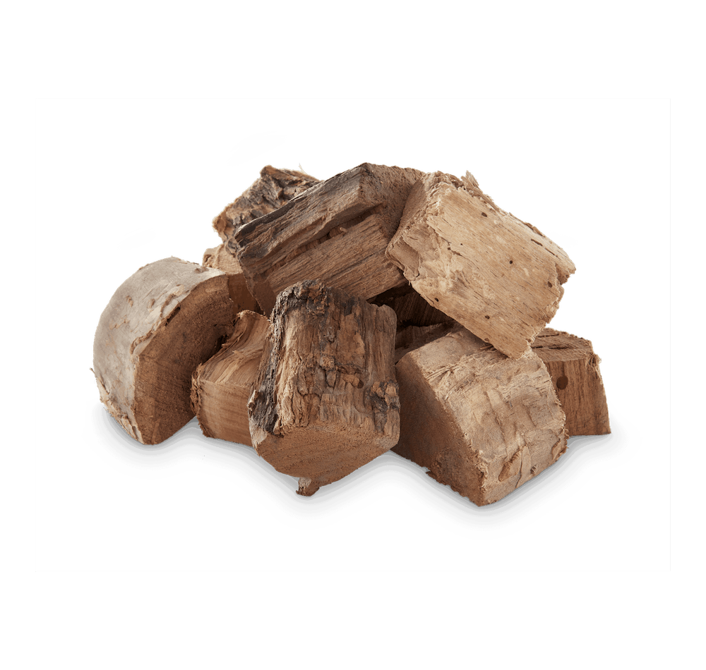 Mesquite Wood Chunks View