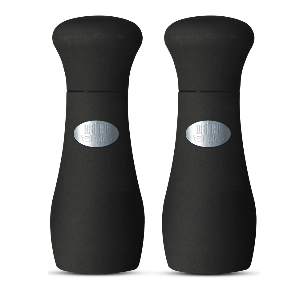Premium Salt and Pepper Shaker Set View