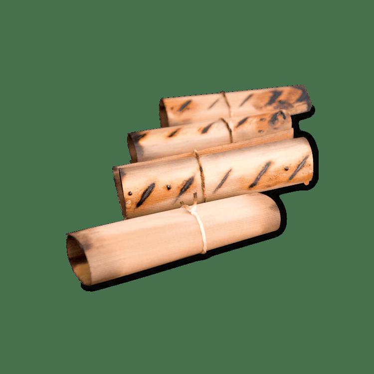 Wood Wraps Erlenholz