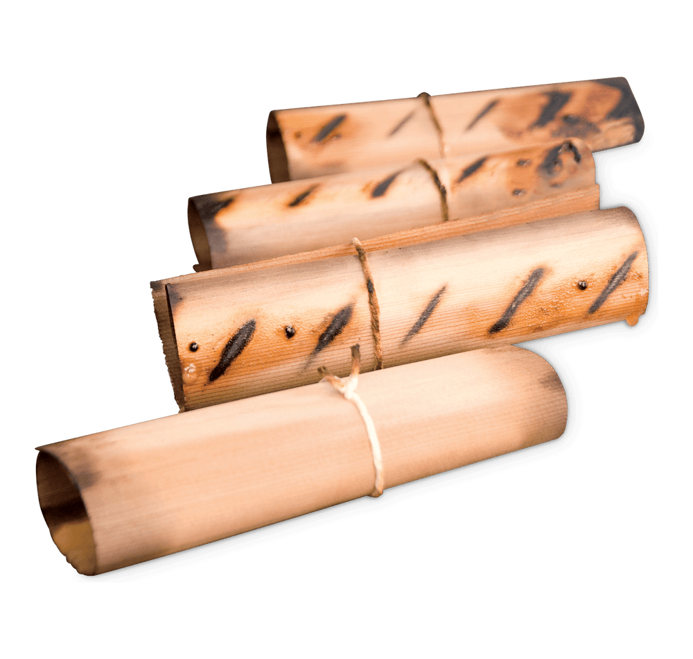 Wood Wraps Erlenholz View