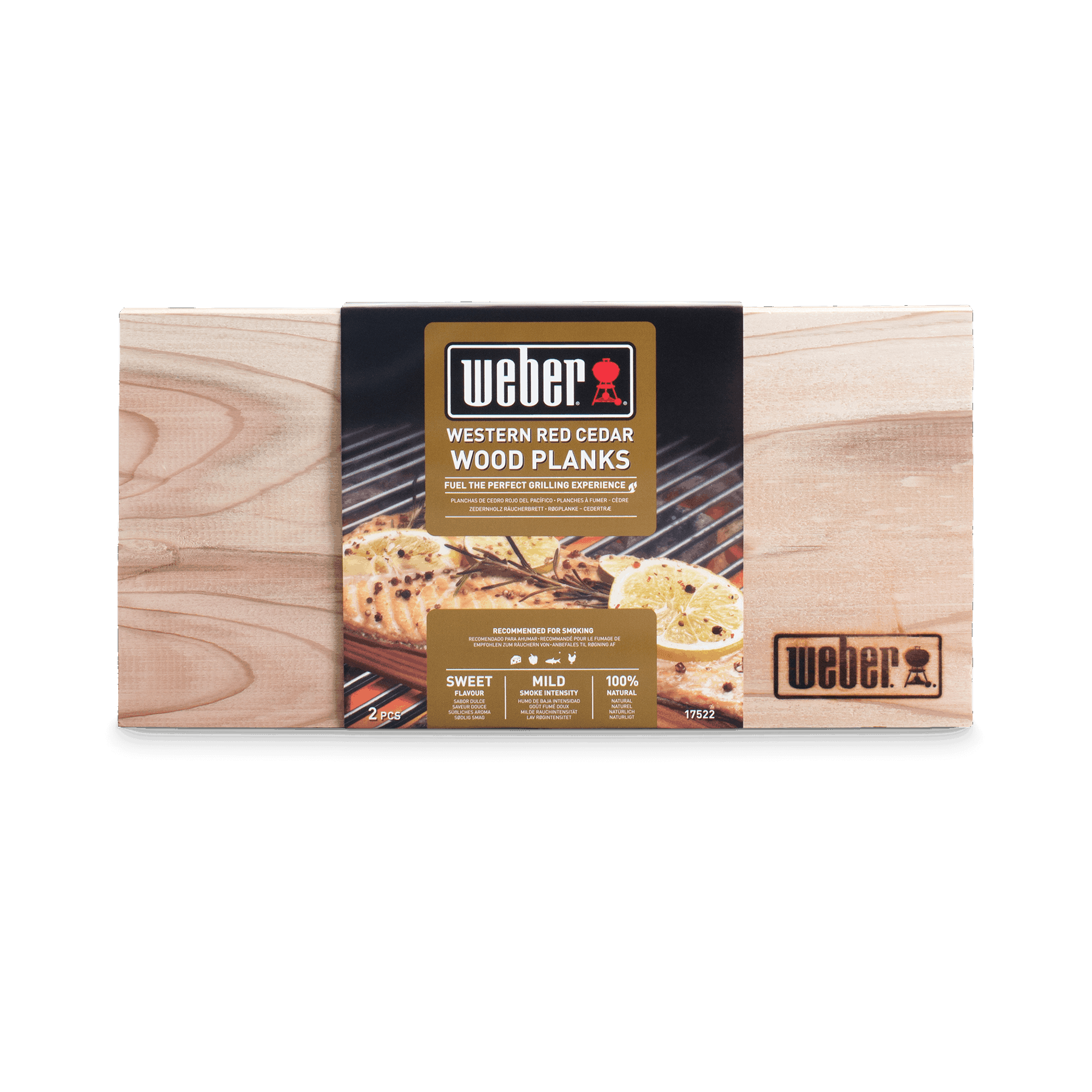 Western Red Cedar Wood Planks - Small