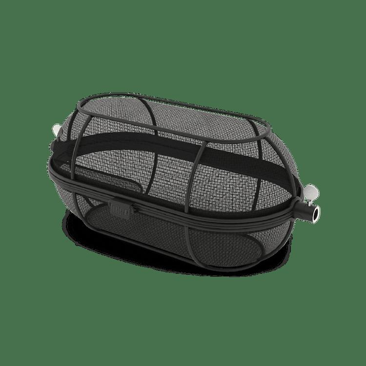 Premium-Drehspieß-Korb aus feinem Drahtgewebe