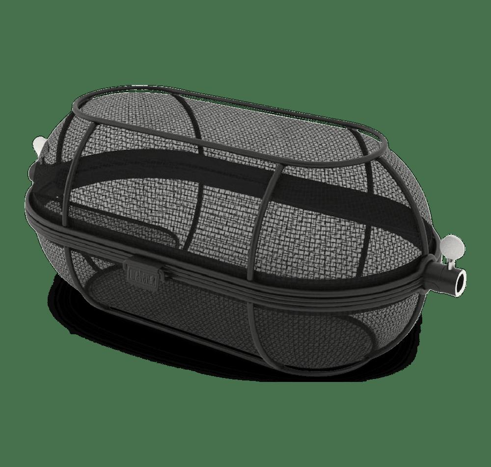 Premium Fine Mesh Rotisserie Basket  View