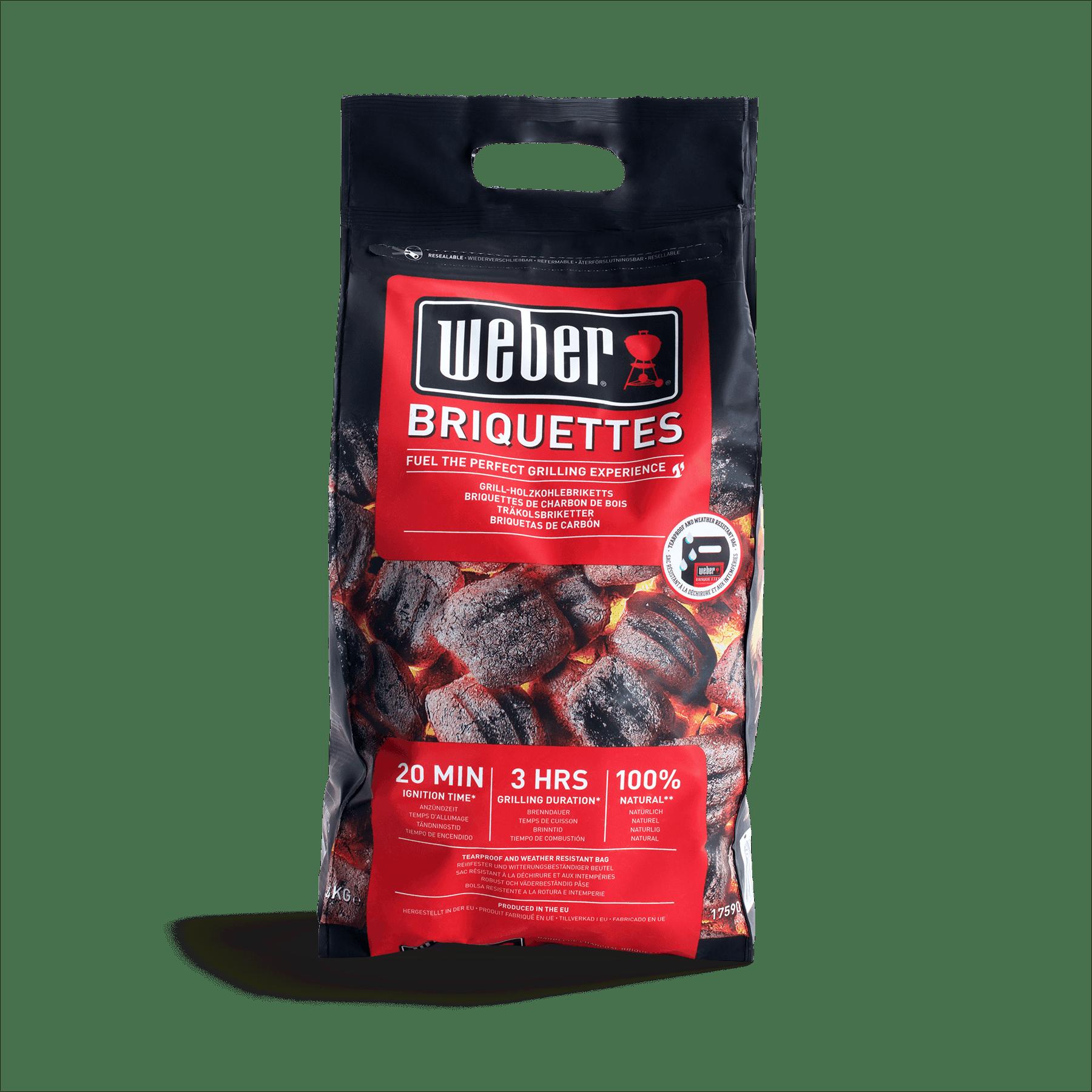 Weber-briketter