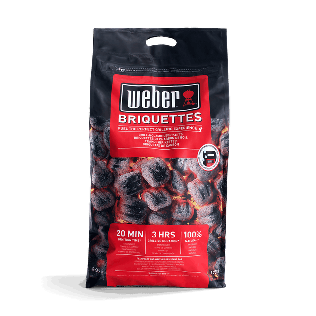 Weber Briquettes