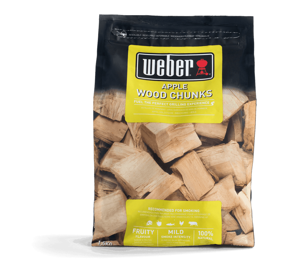 Wood Chunks Apfelholz View