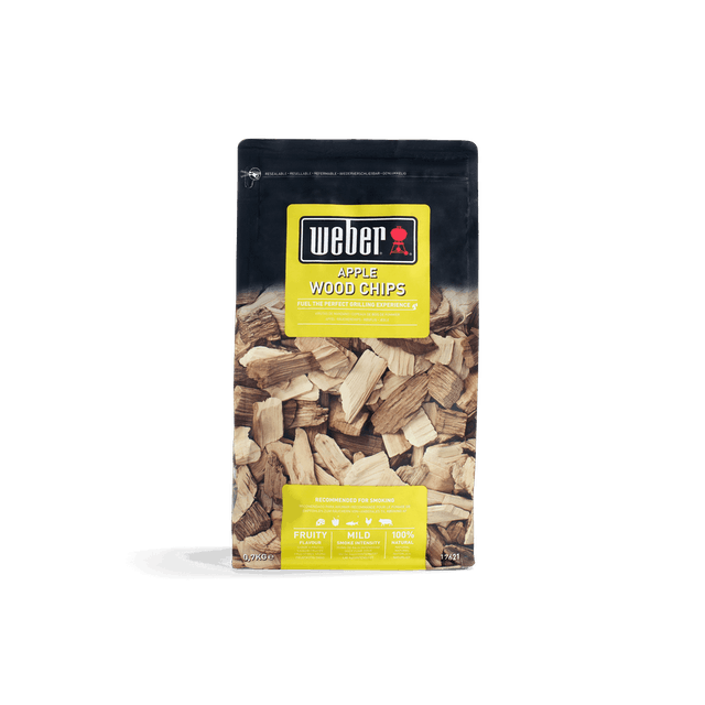 Wood Chips – Äpple