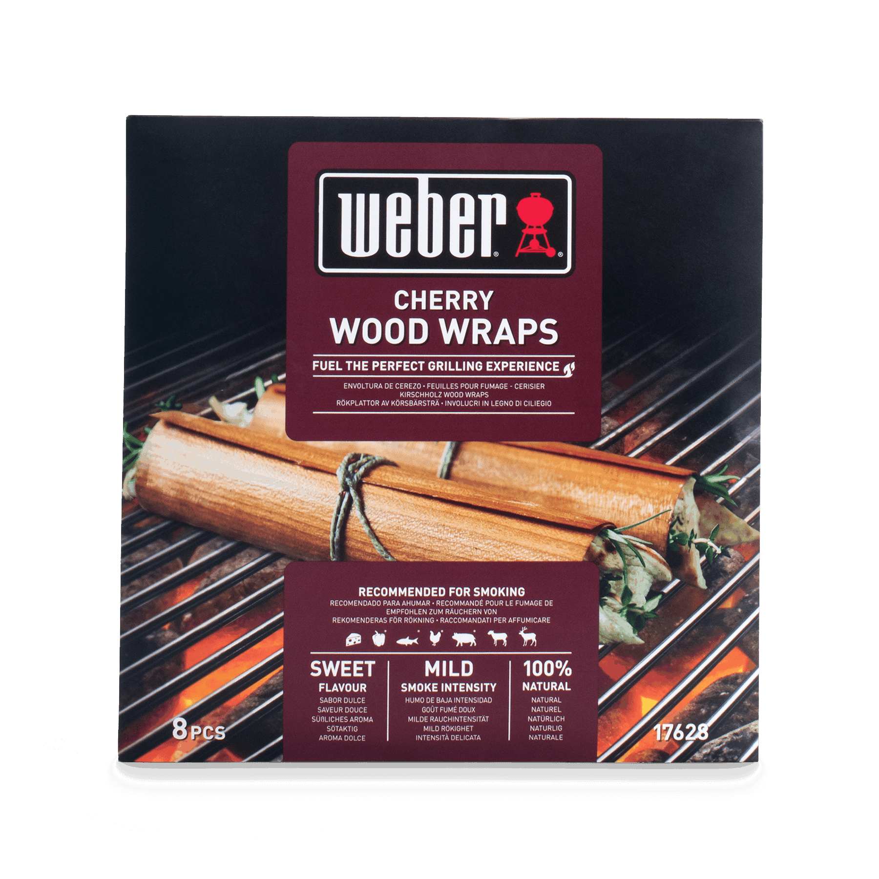 Cherry Wood Wraps