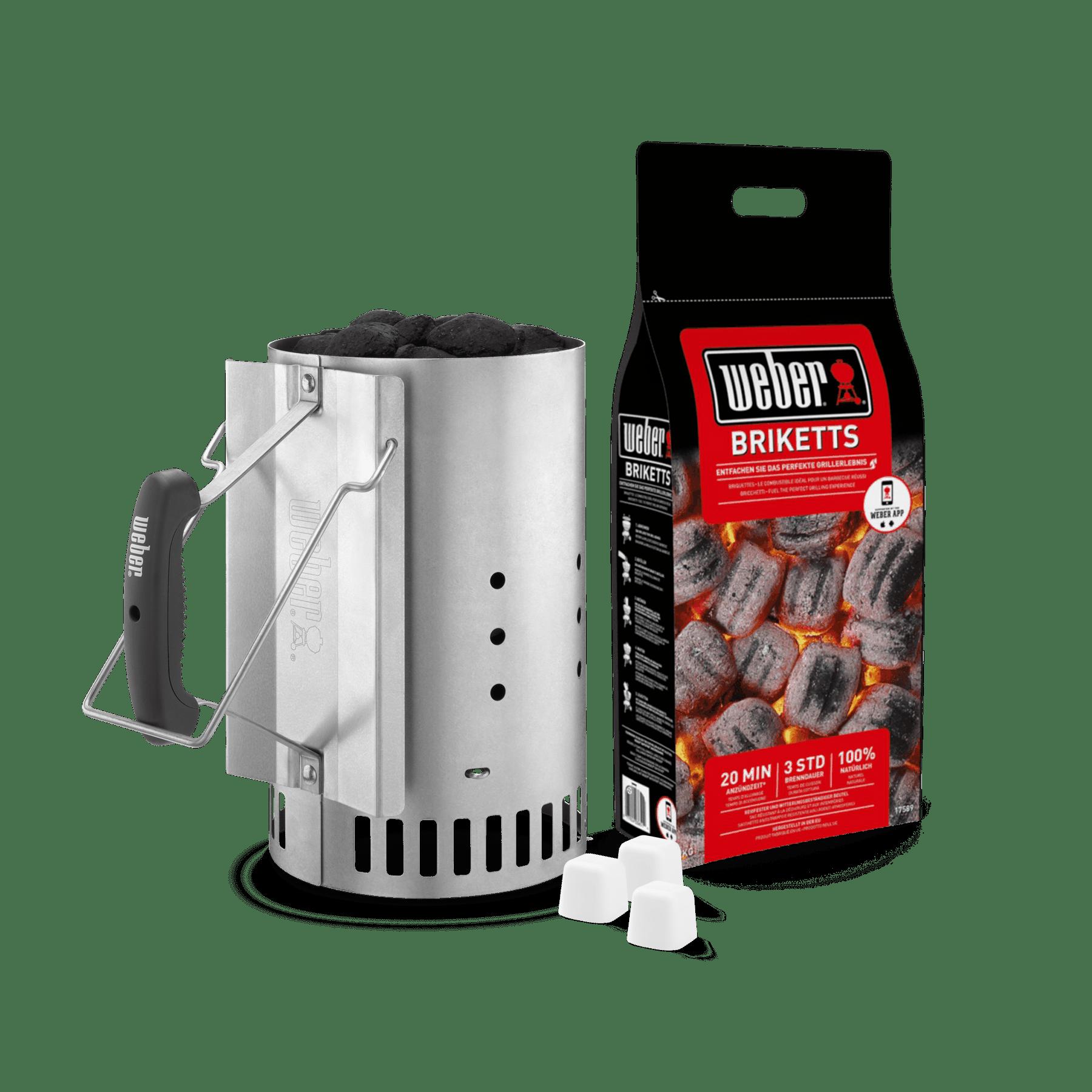 Kit cheminée d'allumage Rapidfire