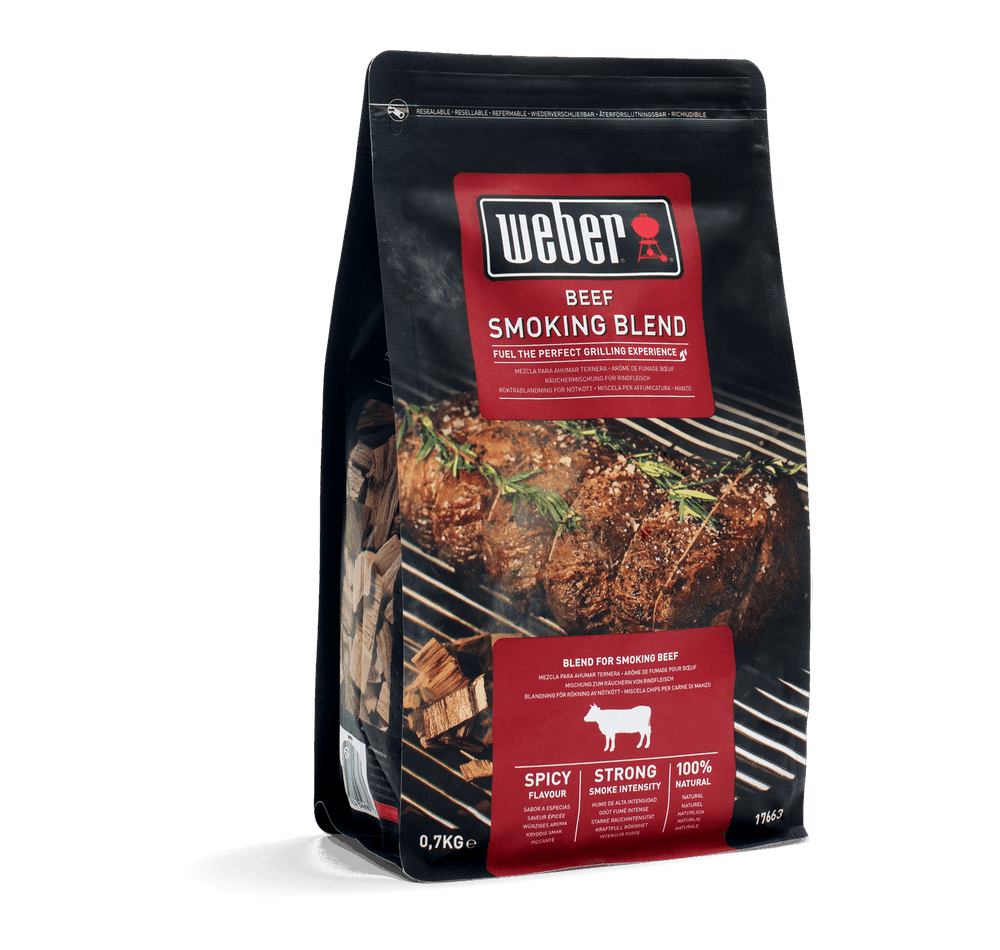 Wood Chip Blend, Beef View