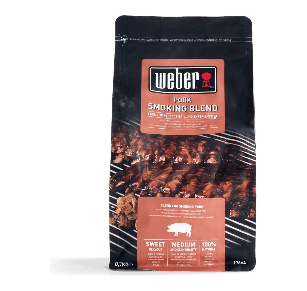 Wood Chip Blend - Pork View
