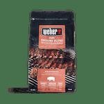 Räucherchips-Mischung für Schweinefleisch