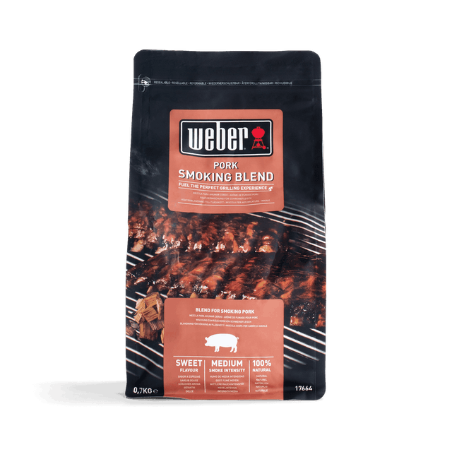 Wood Chip Blend - Pork