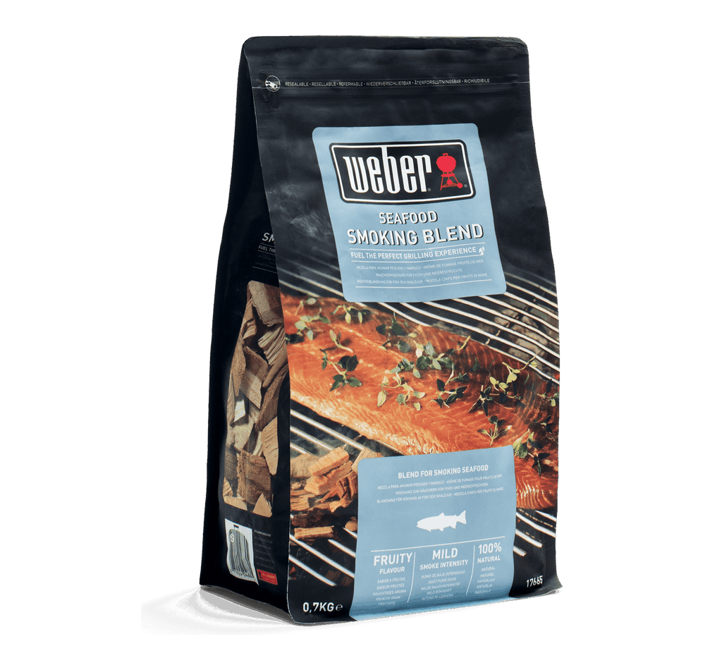 Wood Chip Blend - Seafood View