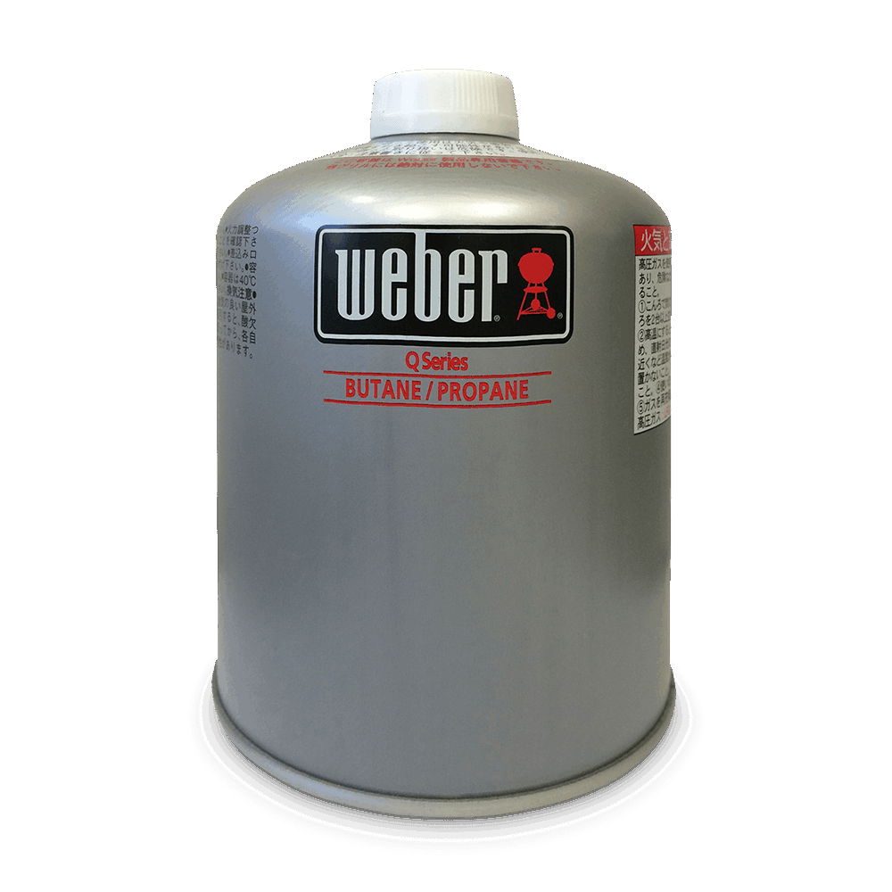 Q1250ガスグリル専用ガス缶