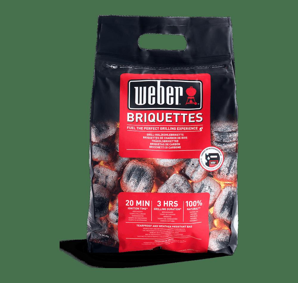 Briquettes Weber View