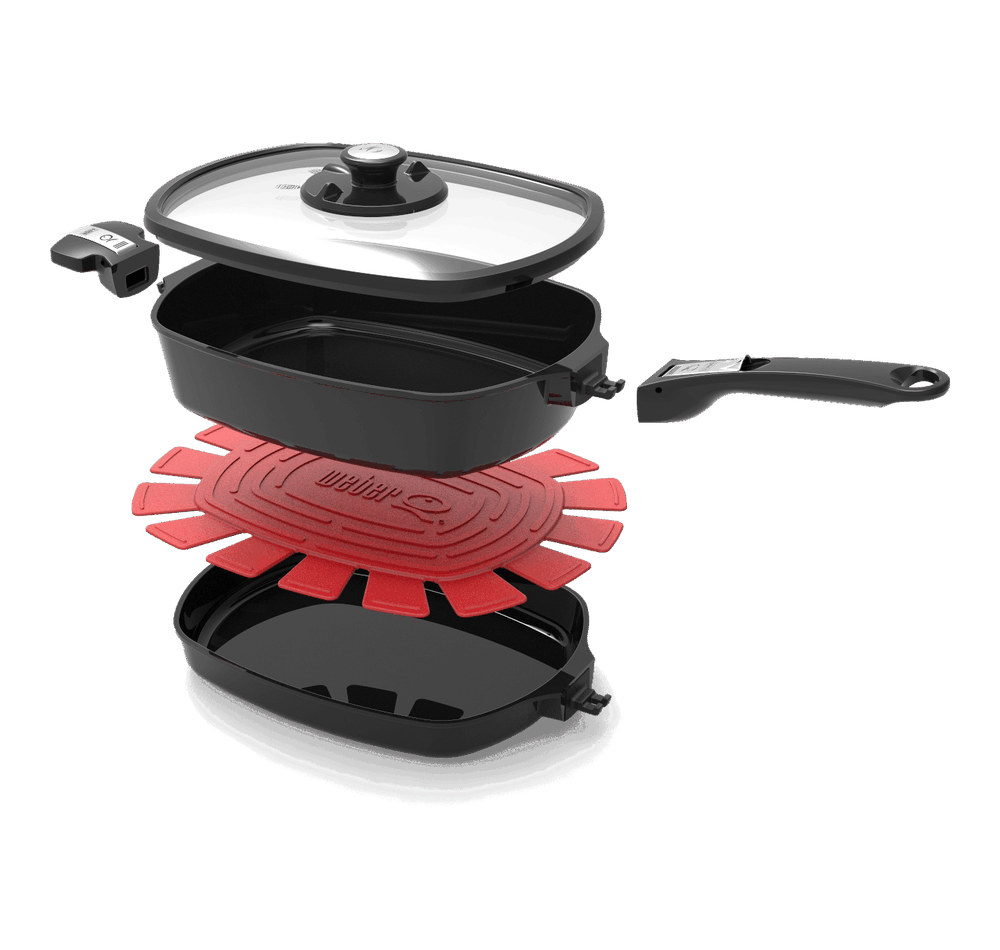 Q Ware Casserole/Frying Pan Pack  View