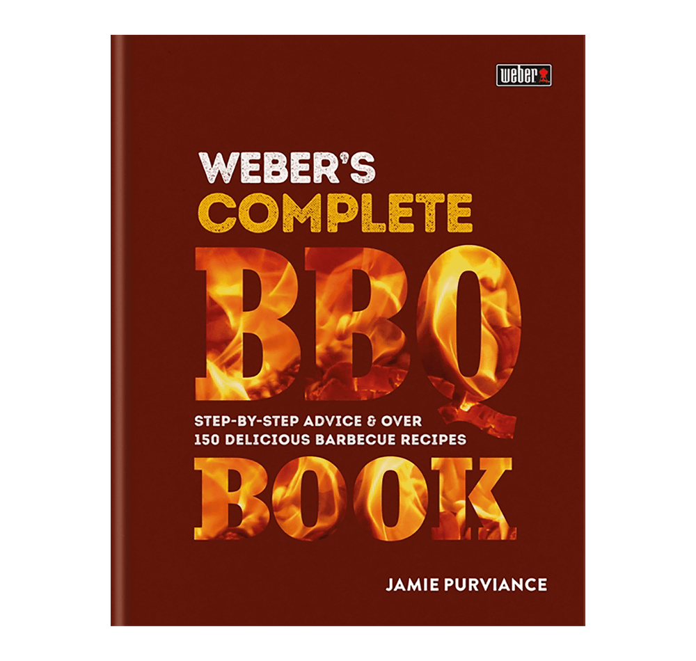 Weber's Complete BBQ Book  View