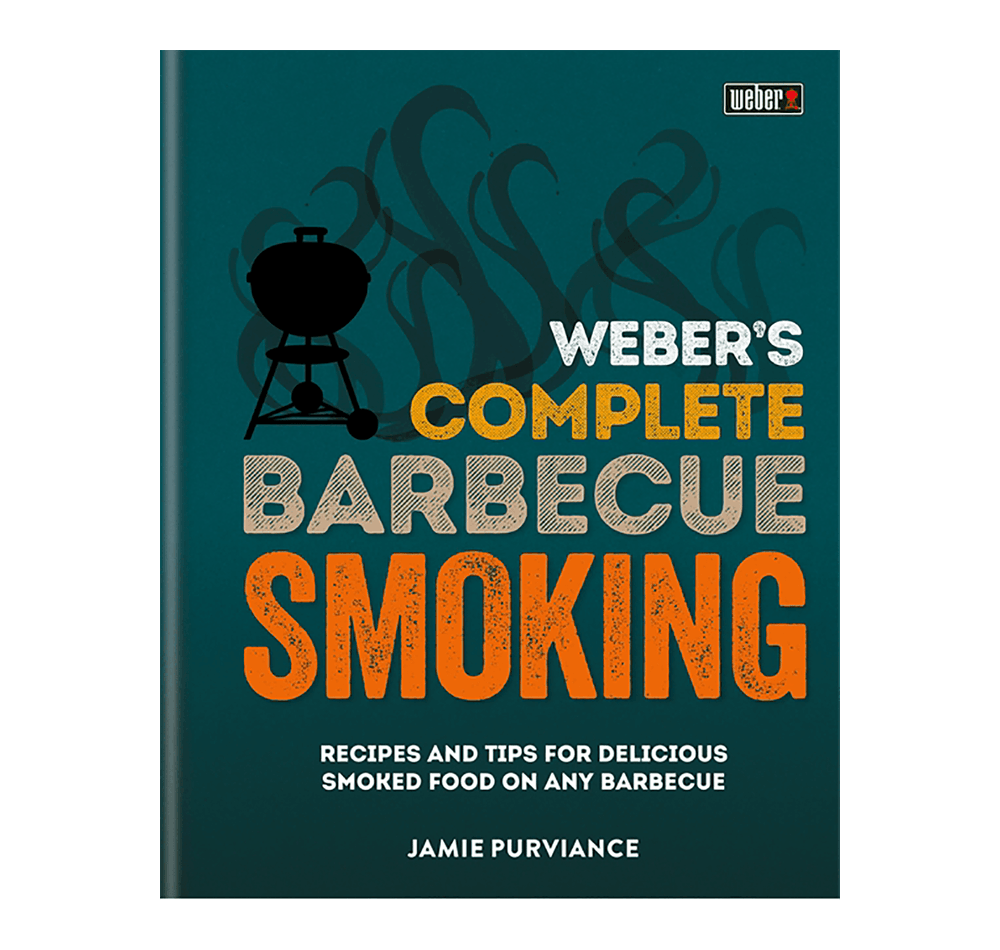 Weber's Complete Barbecue Smoking  View