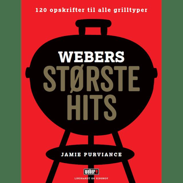 WEBERS STØRSTE HITS – KOGEBOG