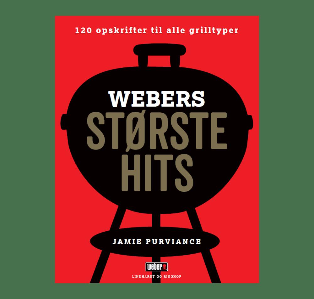 WEBERS STØRSTE HITS – KOGEBOG  image 1