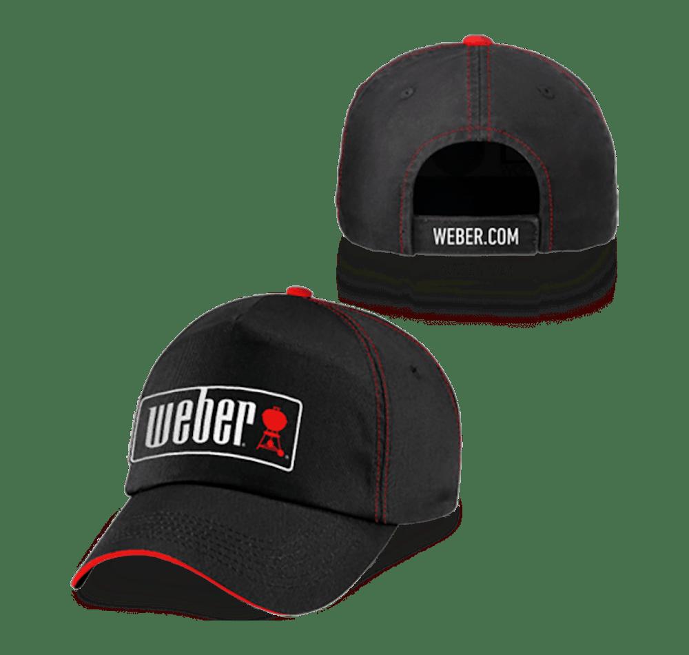 Weber Baseball Cap View