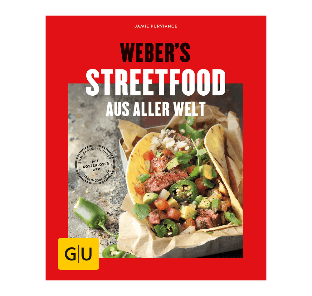 Weber's Streetfood aus Aller Welt View