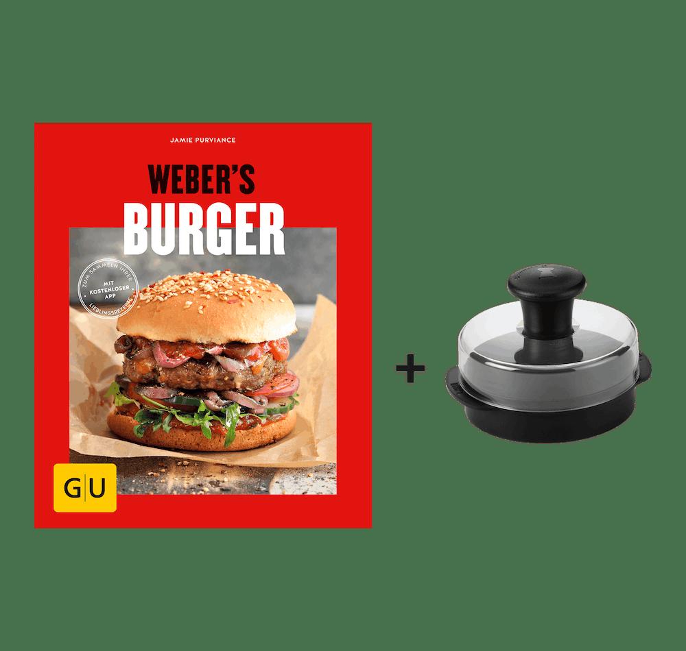 Weber's Burger-Set View